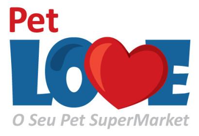 PET LOVE - WWW.PETLOVE.COM.BR
