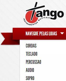 Tango Music Instrumentos Musicais em Promoção Tango Music Instrumentos Musicais em Promoção
