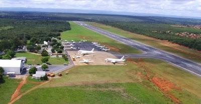 Aeroporto da cidade de Montes Claros Aeroporto de Monte Claros, Endereço, Telefone