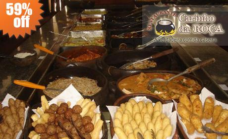 CARINHO Restaurante Carinho da Roça em Goiânia, Endereço e Telefone