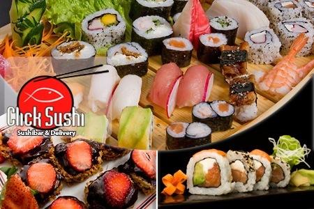 CLICK 252520SUSHI1 Restaurante Japonês em São José dos Campos, Endereço e Telefone