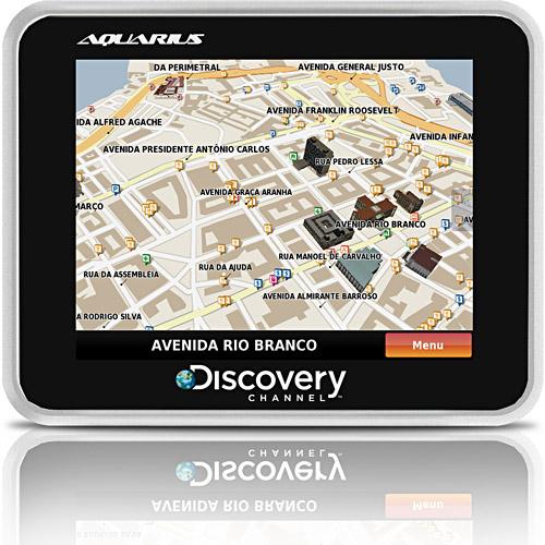 GPS 252520NA 252520SUBMARINO 25252012 Comprar GPS Discovery Channel Barato, City Lar, Preços