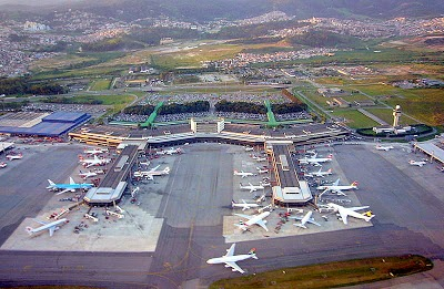 Guarulhos 252520Aerporto Aeroporto Internacional de Guarulhos, Endereço e Telefone, São Paulo