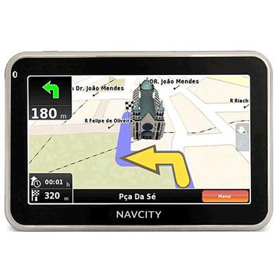 Navcity GPS NavCity em Oferta, Ponto Frio, Preços