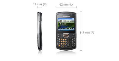O 20Celular 20Samsung 20Omnia 206521 Celular Samsung Omnia 652 com Messenger
