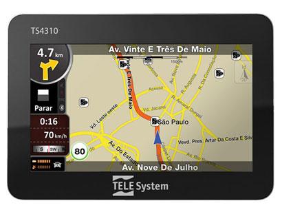 TELE 252520SYSTEM 25252011 Comprar GPS Tele System, City Lar, Preços e Modelos