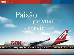Tam 20linha 20a C3 A9rea2 TAM Linhas Aéreas, Passagens na Promoção