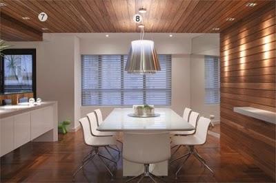 iluminaca casa Modelos de Luminárias Para Sala de Jantar, Onde Comprar