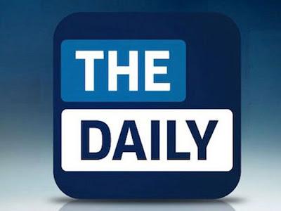jornal 20ipad The Daily, Jornal para iPad da Apple