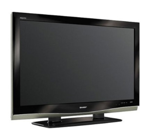 tv sharp 46 polegada TV LCD Sharp Aquos 46 polegadas com Advanced Super View
