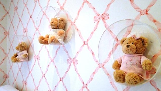 Decoração de Urso Para Quarto de Bebê 4 Decoração de Urso Para Quarto de Bebê