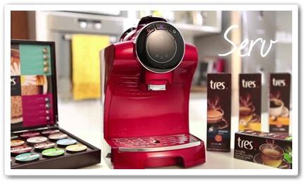 Modelos de Maquina de Café Tres