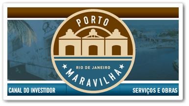 poto rio de janeiro Programa Porto Maravilha Cidadão, www.portomaravilha.com.br