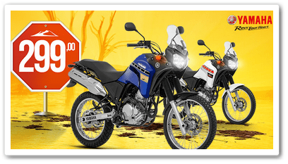 yamaha promoção Promoção Yamaha XTZ 250 TÉNÉRÉ, www.yamaha-motor.com.br