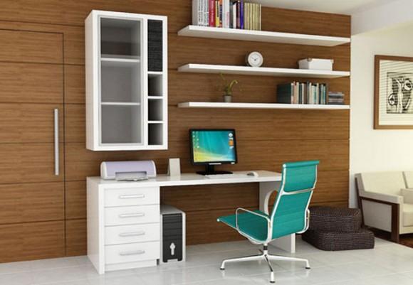 escritorios pequenos 4 Dicas de Moveis Planejados para Escritórios Pequenos