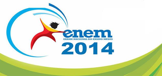 enem2014 Enem 2014, Inscrição