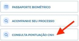 Detran PA Consultar Pontos CNH 3