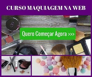 Curso de Maquiagem pela internet