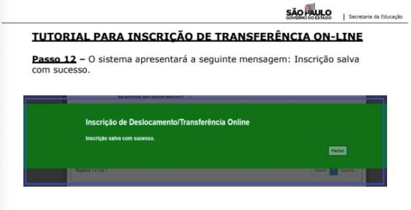 Captura de Tela 2021 03 25 às 10.06.26 Como fazer Transferência Online 2021 São Paulo