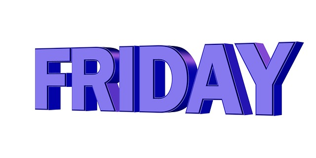 Friday is not a slow sales day