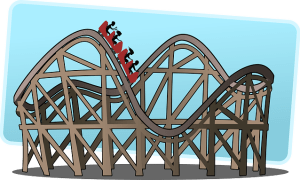 high turnover in a sales department is like riding a roller coaster