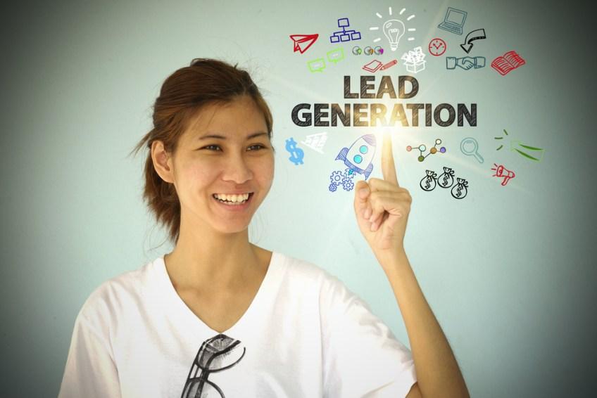 sales lead generation ideas