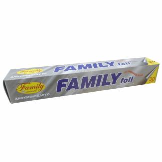 ΑΛΟΥΜΙΝΟΧΑΡΤΟ FAMILY 30 ΜΕΤΡΑ