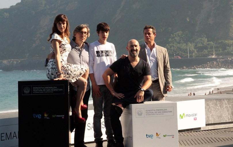 Natalia Molina, Jorge Sanz, Javier Cámara, David Trueba, Francesc Colomer