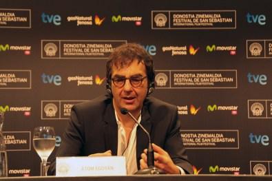 Atom Egoyan festival internacional de cine 61 Condenados