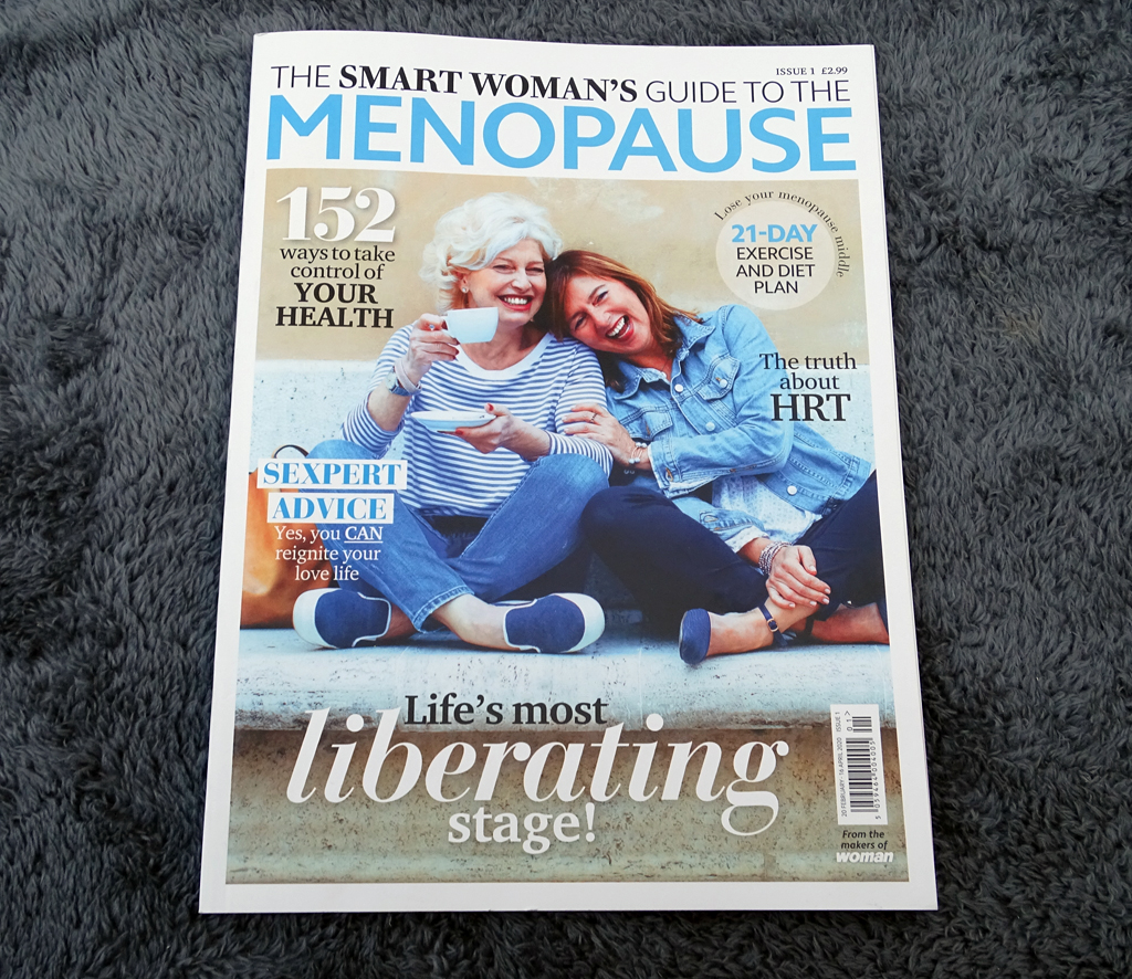 Review: The Smart Woman's Guide to the Menopause