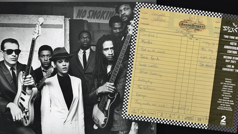 The Selecter for RSD2021