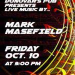 Mark Masefield Live