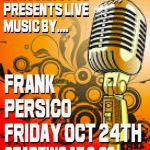 Live Music by Frank Persico