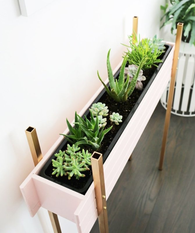 36+ DIY Plant Stand Ideas for Indoor and Outdoor Decoration on Plant Stand Ideas  id=50154