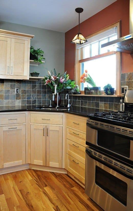 corner kitchen sink 7 design ideas for