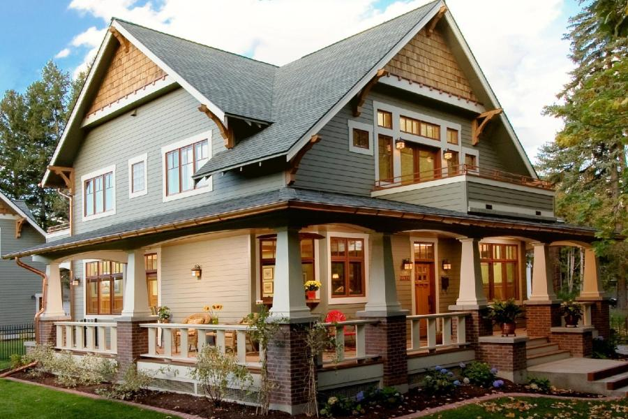 21 Craftsman style House Ideas With Bedroom and Kitchen Included It s difficult not to like the Craftsman style house