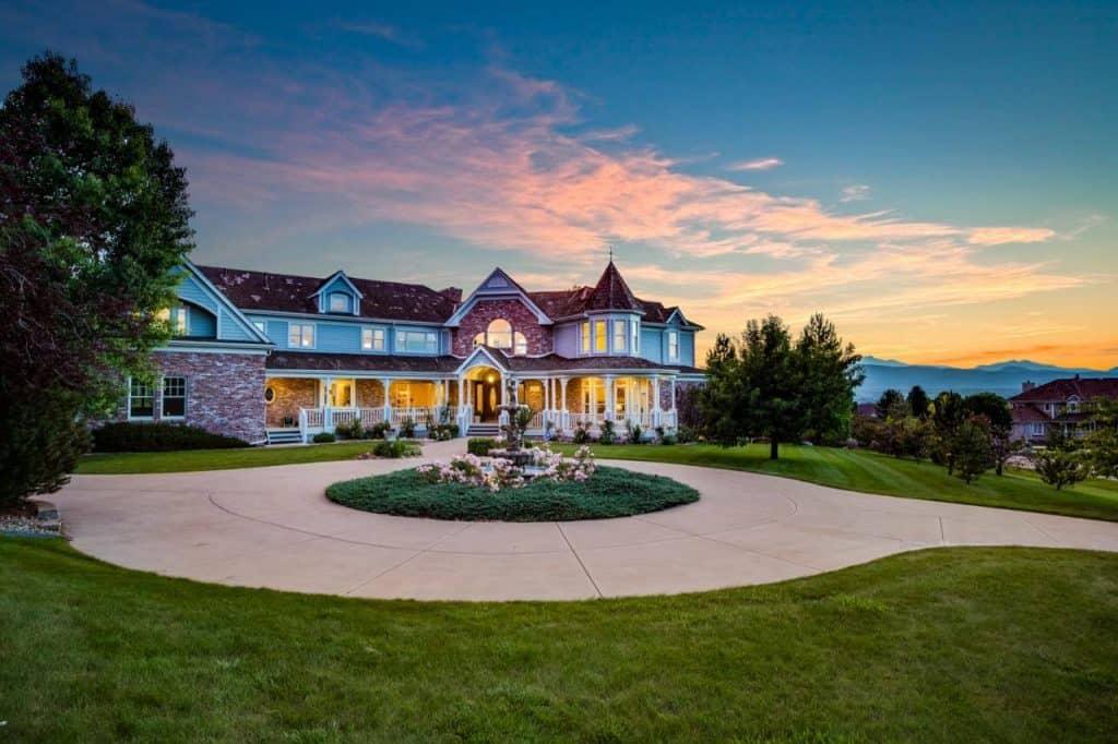 Landscape Design Ranch Style House
