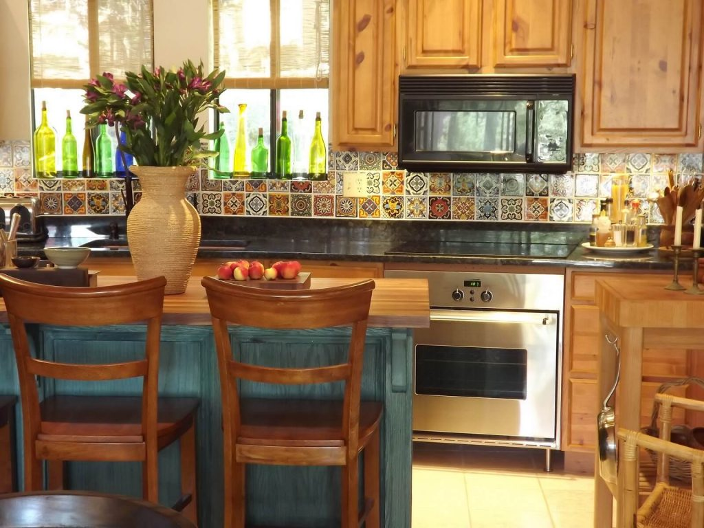 traditional spanish style kitchen designs