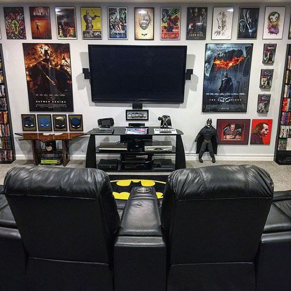 The small space in your house might be limited on size but not on design. 50+ Best Setup of Video Game Room Ideas A Gamer's Guide