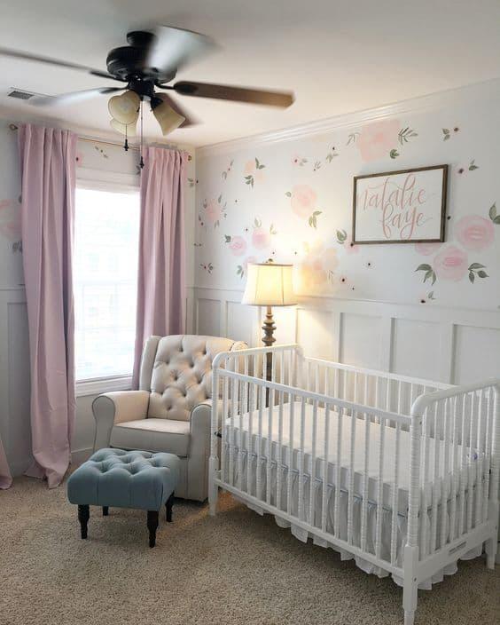 33 Cute Nursery for Adorable Baby Girl Room Ideas on Simple But Cute Room Ideas  id=46043