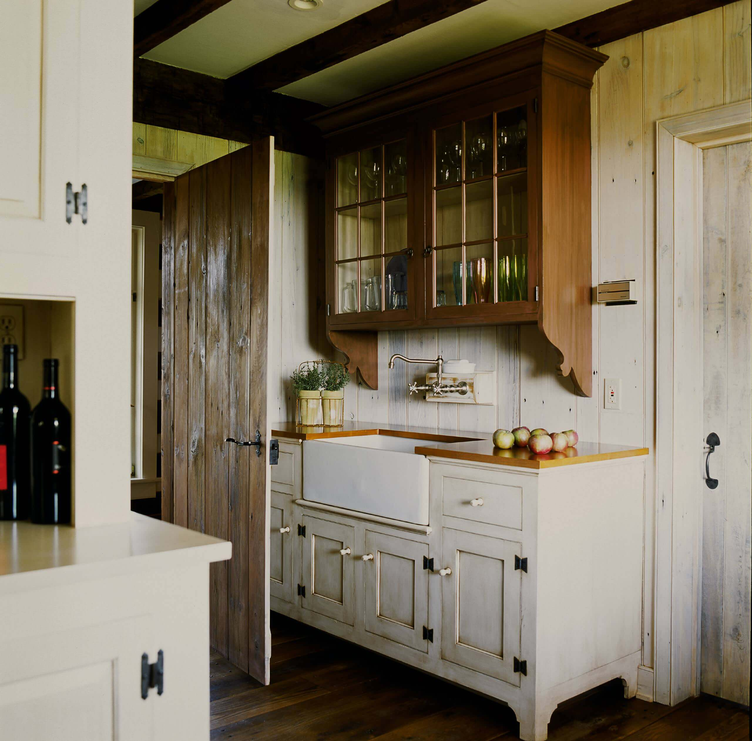 23 Best Ideas of Rustic Kitchen Cabinet You'll Want to Copy on Farmhouse Rustic Kitchen  id=21564