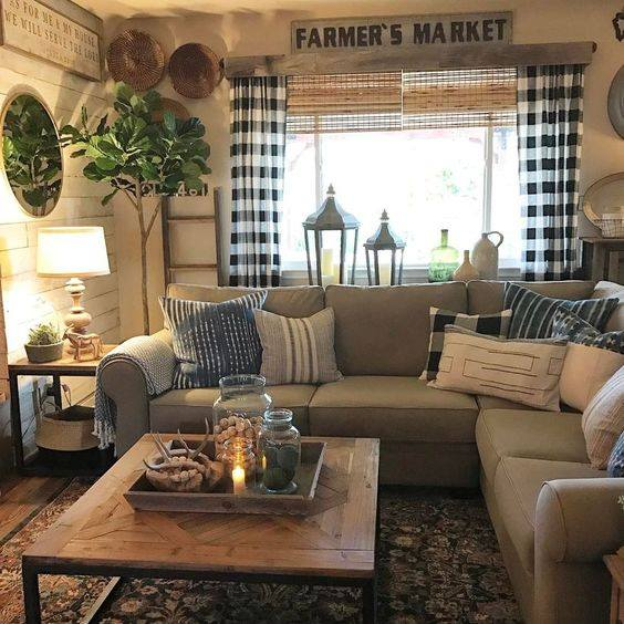 23 farmhouse living room ideas ideas to try in 2020 don on colors for farmhouse living room id=74370
