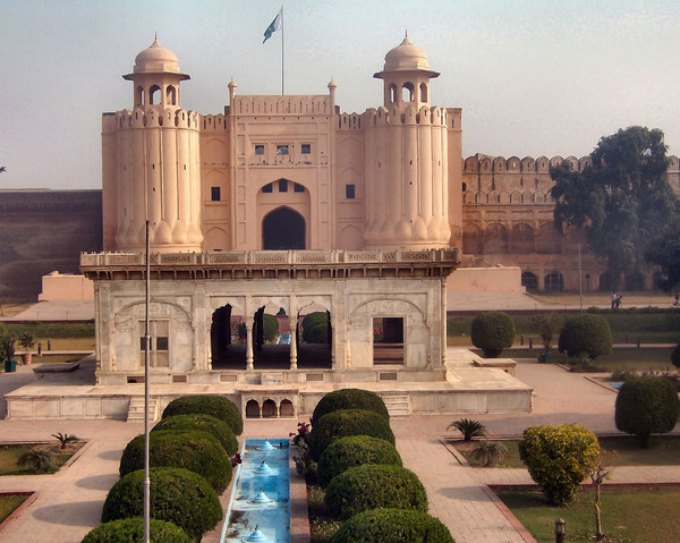 Historical places in Pakistan