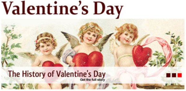 valentines day origins when valentines were picked by - 640×314