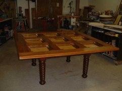 Pan table 2