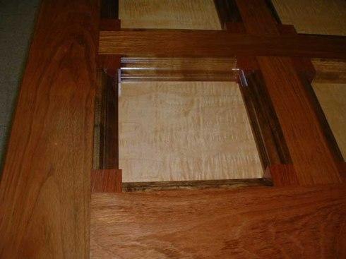 Pan table