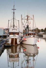 Ladner dock