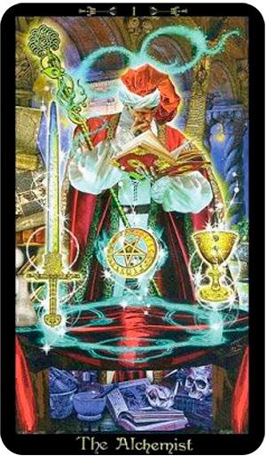 tarot online o mago
