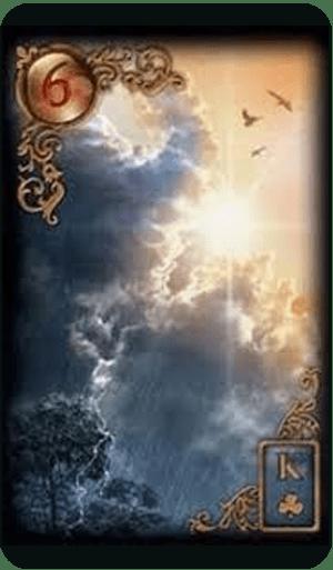 tarot online as nuvens carta da semana