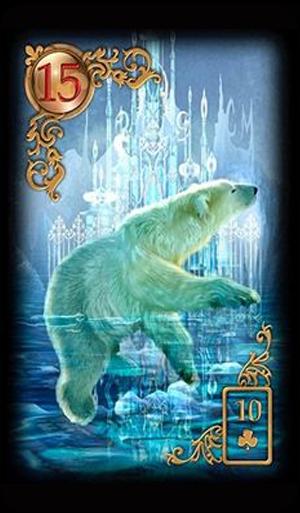 o urso tarot online dons eluz carta da semana
